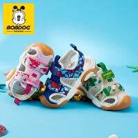 2019夏季新款儿童机能凉鞋男童女童童鞋宝宝鞋子