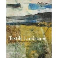 预订Textile Landscape:Painting with Cloth in Mixed Media