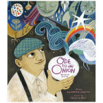 Ode to an Onion 洋葱颂 英文原版儿童艺术绘本 Felicita Sala