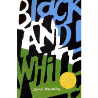 Black and White 黑与白 1991年凯迪克金奖 9780618636877