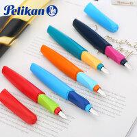 德国进口pelikan百利金p457学生用钢笔墨囊钢笔练字正姿钢笔