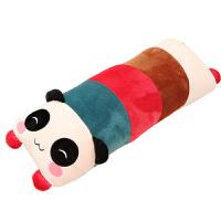 可拆洗可爱熊猫毛绒玩具双人枕头兔子公仔娃娃懒人长睡觉抱枕女孩