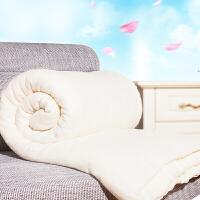 棉花被芯棉被褥子冬被加厚保暖10斤棉絮单人学生宿舍床垫被子L08定制