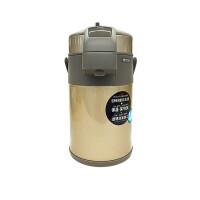 虎牌家用气压式热水瓶 按压出水 3.0L 香槟金色
