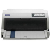 Epson爱普生LQ-680KII LQ-680K2平推针式打印机 快递单连续打印 财务报表打印机 税控打印机 票据针
