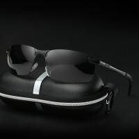 太阳镜男潮个性驾驶偏光司机开车太阳眼镜男士方形墨镜防紫外线