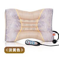 颈椎枕头加热疗电动按摩磁石枕x定制