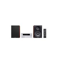 X-HM41V-S 先锋 DVD迷你音响组合 50W+50W  支持iPhone5及iPad mini