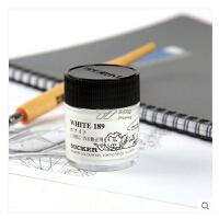 日本 巨匠漫画修正墨水 巨匠墨水 白墨水 (修正液) 30ml