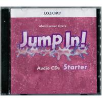 牛津幼儿英语教材 Jump In! Audio CDs Level Starter