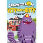 【预订】Itty Bitty Kitty: Firehouse Fun