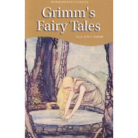 Grimm's Fairy Tales (Wordsworth Classics)格林童话 ISBN978185326