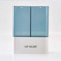 一次性杯子架水杯收纳挂家用创意饮水机自动取杯器放纸杯的置物架