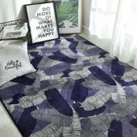 【好货】北欧地毯卧室宿舍客厅满铺房间床边茶几沙发榻榻米长方形