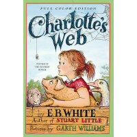 Charlotte's Web (full color) 夏洛的网(彩图版) ISBN9780064410939