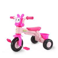 儿童三轮车脚踏车玩具单车小孩童车宝宝自行车1-2-3岁
