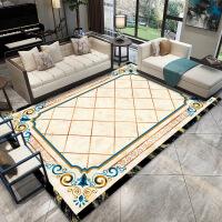 地毯客厅新中式地毯客厅 中国风茶几垫现代简约沙发北欧式家用长方形定制