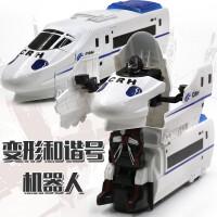 电动变形汽车人非遥控变形坦克飞机模型机器人金刚大男孩儿童玩具