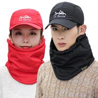 保暖头套男女冬季骑车防风帽全脸户外口罩装备防寒摩托车骑行面罩