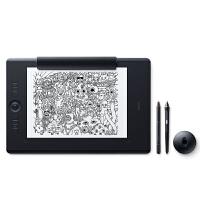 和冠(Wacom) PTH-860/K1-F Intuos Pro PTL 手写板 数位板 手绘板手写板绘画板 蓝牙
