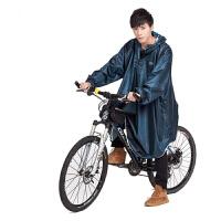 新品单人有袖带袖雨衣自行车雨披电动车单车骑车雨具时尚男女 XX