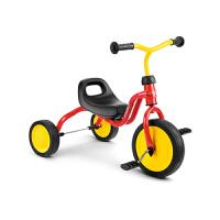 原装PUKY学步车多功能四轮减震儿童滑行车助步车平衡车 中国红 80cm以上