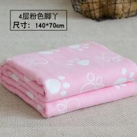 90*90cm 纯棉婴儿浴巾宝宝新生儿全棉纱布蘑菇盖毯毛巾被柔软吸水