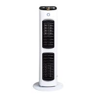 人感陶瓷暖风机 可照明立式取暖器 家用办公室电暖器黑 人体感应 童锁设计JCH12DC