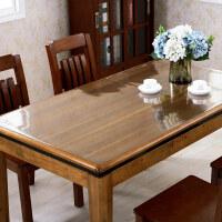 PVC桌布�塑料玻璃透明餐桌布桌�|免洗茶��|�_布