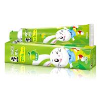 黑人(DARLIE)宝贝兔儿童苹果味牙膏40g