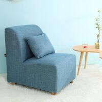 懒人沙发单人小户型懒人沙发 单人 小户型客厅卧室布艺沙发椅组合 咖啡厅卡座