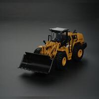 合金工程车大卡车小型挖掘机勾机压路机男孩小汽车儿童玩具车模型