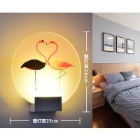【品牌特惠】氛围新款夜灯卧室照明平面床头灯led壁灯大厅卡通儿童房酒吧