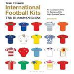 【预订】International Football Kits (True Colours) The Illustra