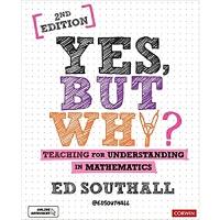 预订Yes, but why? Teaching for understanding in mathematics