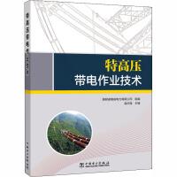 特高压带电作业技术 中国电力出版社