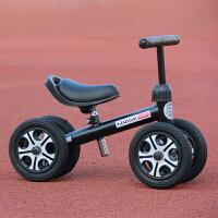 儿童平衡车滑行车宝宝学步车溜溜车1岁2岁3岁踏行车玩具车 橡胶轮
