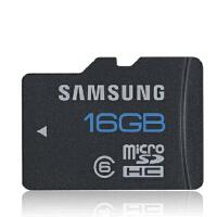 Samsung 三星 16G内存卡 TF卡 存储卡 class6  24MB/S 适用于 Note4 N9100 3C P7 Mate7 红米note等支持扩展存储卡手机手机配件
