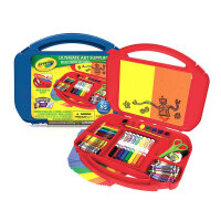 Crayola绘儿乐 04-5674 幼儿园绘画工具套装水彩笔蜡笔 当当自营