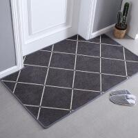 厨房地垫地毯地垫门垫进门防滑吸水入户门脚垫蹭脚垫门口厨房浴室家用垫子