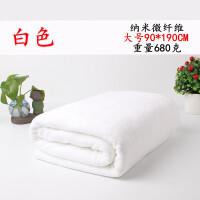 男女大浴巾柔软吸水大毛巾可开洞加大美容院铺床床单 90x190cm