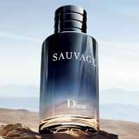 【专柜正品】Dior/迪奥旷野Sauvage男士淡香水60ml 清新之水淡香持久