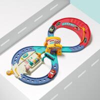 babycare轨道赛车玩具宝宝1-3岁 儿童男孩益智电动小汽车跑道游戏