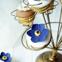 201907012127297242019新品新品婚庆甜品台13头纸杯架 杯子展示架 创意复古金色点心架子