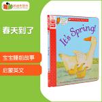凯迪克 It's Spring! 春天到了! 英文原版绘本 英语启蒙