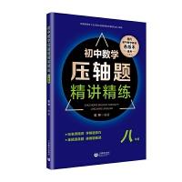 8年级/初中数学压轴题精讲精练 上海教育出版社