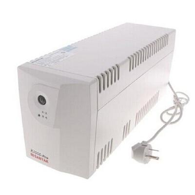 山特K1000-PRO 1000VA/600W UPS不间断电源台式机50分钟稳压 针对个人PC,工作站,小型通信设备用户设计