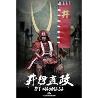 新款MODEL 1/6 日本战国 赤夜叉井伊直政真田幸村兵人武士模型模型