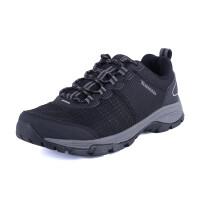 【到手价:129】探路者徒步鞋男 秋冬户外男式耐磨舒适登山鞋徒步鞋KFAG91355