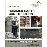 预订Essential Rammed Earth Construction:The Complete Step-by-S